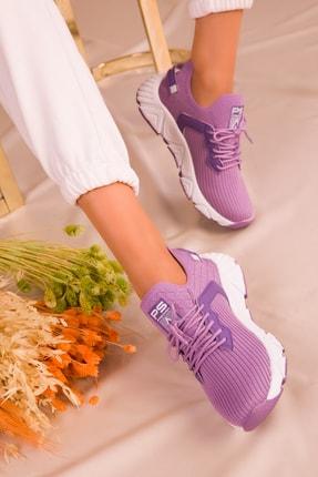 Soho Exclusive Lila Kadın Sneaker 15772 2