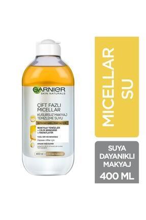 Garnier Micellar Kusursuz Makyaj Temizleme Suyu 400 ml 0