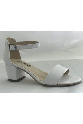 Kısa Topuklu Ayakkabı SMG22
