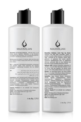 Maximilian Glutensiz At Kuyruğu Şampuanı Hızlı Saç Uzatma Saç Uzatan Dökülme Karşıtı Saç Uzamasına Yardımcı 1