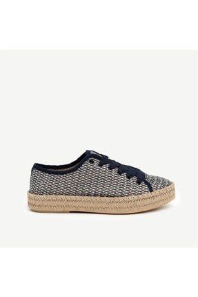 Picture of Kadın Hasır Taban Detaylı Ayakkabı