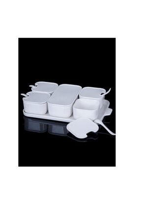 ACAR Sct10875 Pure Porselen Kahvaltılık 6lı 0