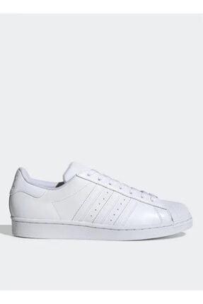 adidas B27136 Beyaz Erkek Sneaker 100214516 3