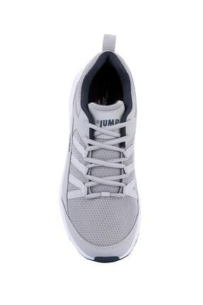 Jump 24865 Açık Gri - Lacivert Erkek Spor Ayakkabı 2