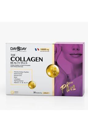 DAY2DAY Collagen Liquid Plus 10.000 Mg 30 Tüp 0