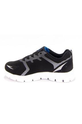 Kinetix Erkek Çocuk Siyah Bağcıklı Yürüyüş Ayakkabısı Ice 2