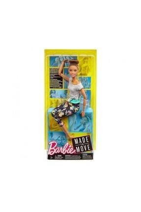 Barbie Sonsuz Hareket Bebeği 0