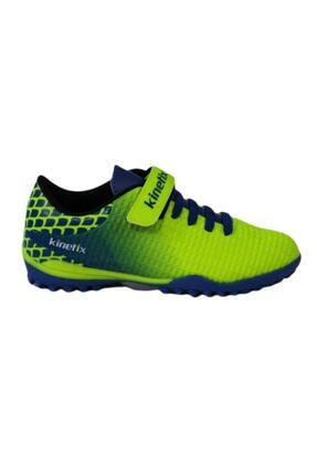 Kinetix Erkek Çocuk Neon Sarı Halı Saha Ayakkabısı 100786693  SEDORF TURF 1FX 1