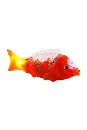 Can İthalat Sesli Ve Işıklı Yürüyen Balık 3