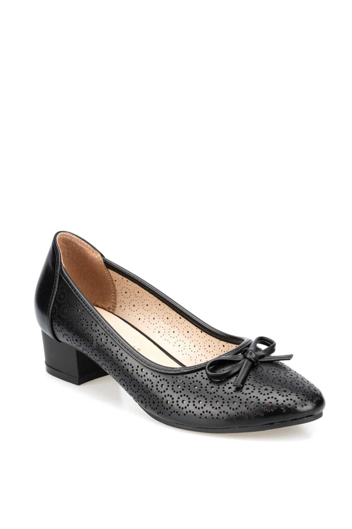 91.150712.Z Siyah Kadın Ayakkabı 100375024