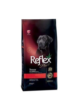Reflex Plus Kısırlaştırılmış Köpek Ve Light Kilo Kontrol Maması 15 Kg 0
