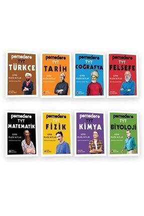 KR Akademi Yayınları Pomodoro Yayıncılık Tyt Konu Soru Süper Pratik Notlar Seti 0