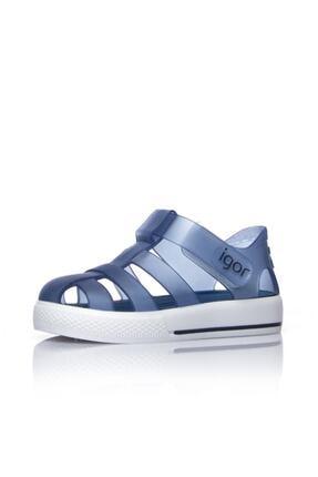 IGOR Star Çocuk Sandalet Lacivert 1