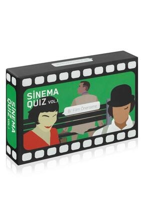 Mabbels Bi' Film Önersene Sinema Quiz Vol 1 Kutu Oyunu 0