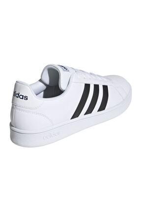 adidas EE7904 Beyaz Erkek Tenis Ayakkabısı 100479770 2