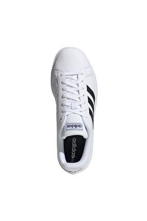 adidas EE7904 Beyaz Erkek Tenis Ayakkabısı 100479770 3