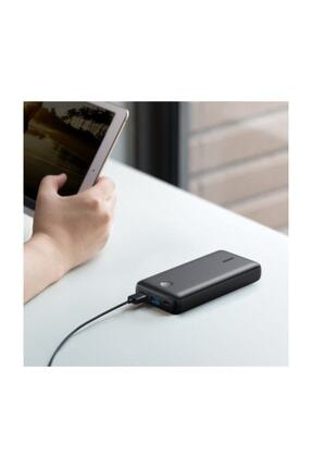 Anker Powercore Select 20000 Mah Taşınabilir Hızlı Şarj Cihazı - Powerıq 2.0 18w Çift Çıkışlı Powerbank 4