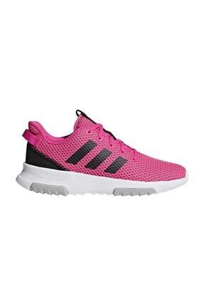 adidas CF RACER TR K Pembe Kadın Koşu Ayakkabısı 100409042 2