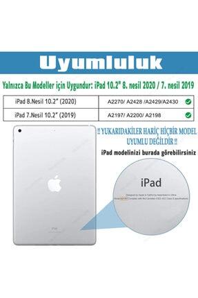 TEKNETSTORE Apple Ipad 8. Nesil 10.2 Kılıf Yumuşak Dokulu Standlı Silikon Kids Çocuk Kılıfı Ibuy 1