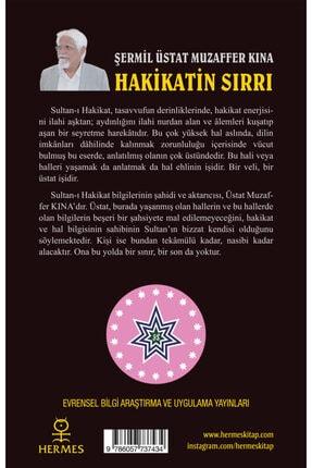 Hermes Yayınları Hakikatin Sırrı (gül Kokulu Kitap) - Muzaffer Kına 9786057737434 1