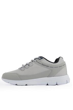 Slazenger Edıt Sneaker Erkek Ayakkabı Gri Sa11re326 3