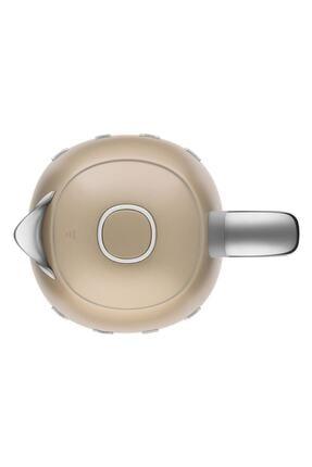 Smeg Altın Paslanmaz Çelik Mat Kettle Su Isıtıcısı Klf03chmeu 3