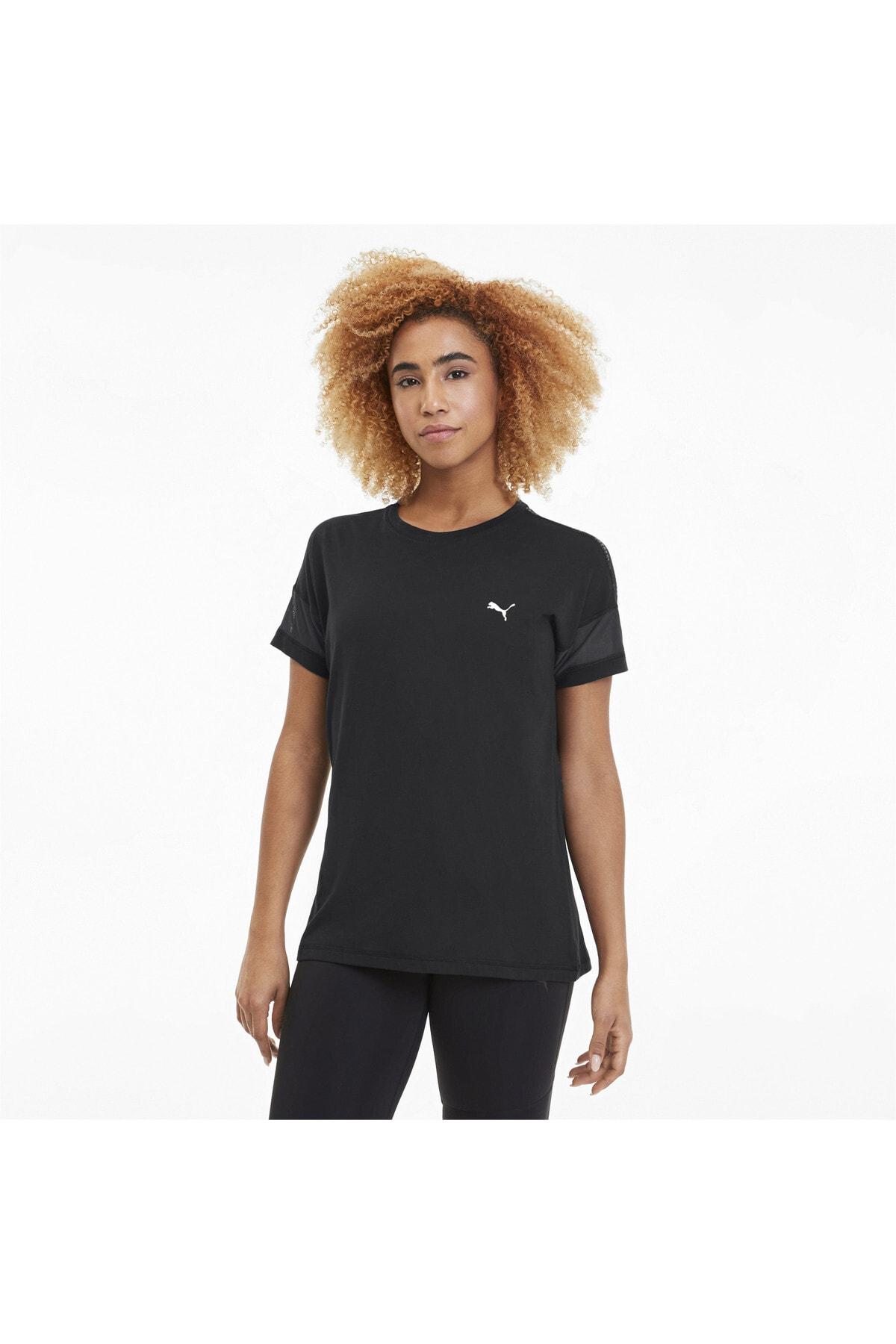 Kadın Spor T-Shirt - FEEL IT Logo - 51892901