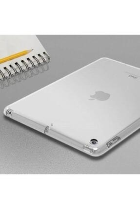 Mobilşube Ipad 8. Nesil 10.2'' Uyumlu Şeffaf Silikon Kılıf Soft Arka Kapak 3