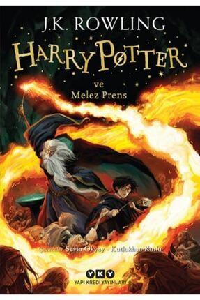 Yapı Kredi Yayınları Harry Potter Ve Melez Prens  J.k. Rowling 0