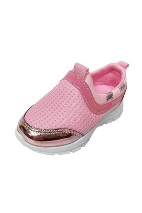 1005 Sneakers Aqua Bebe Çocuk Ayakkabı Pembe Parlak resmi