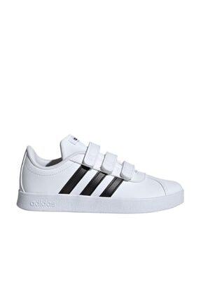 adidas Vl Court 2.0 Cmf Beyaz Unisex Çocuk Sneaker 1