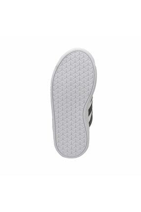 adidas Vl Court 2.0 Cmf Beyaz Unisex Çocuk Sneaker 3