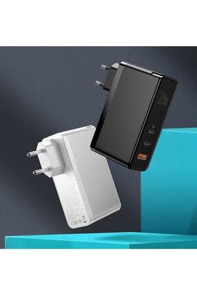 Anet Macbook Hızlı Şarj Aleti, Macbook Pro Macbook Air Sarj Aleti 120w Pd Hızlı Şarj Aleti+100w Pd Kablo 3