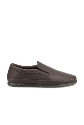 Polaris 160005.M Kahverengi Erkek Comfort Ayakkabı 100500854 3