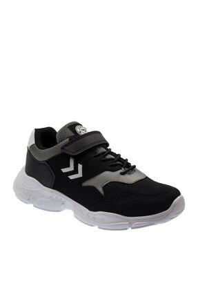 HUMMEL Ginger Çocuk Siyah Spor Ayakkabı (207914-2001) 1