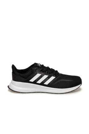 adidas RUNFALCON Siyah Erkek Çocuk Koşu Ayakkabısı 100531433 1