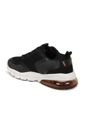 Lumberjack Oman Siyah Erkek Sneaker Ayakkabı 2