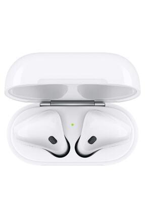 RUKUSHE Super Beyaz Ipone  2. Nesil Bluetooth Kulaklık Android -ios 2