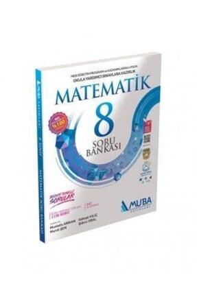 Muba Yayınları Muba 8. Sınıf Matematik Soru Bankası 0