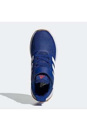 adidas RUNFALCON C Saks Erkek Çocuk Koşu Ayakkabısı 100663746 4
