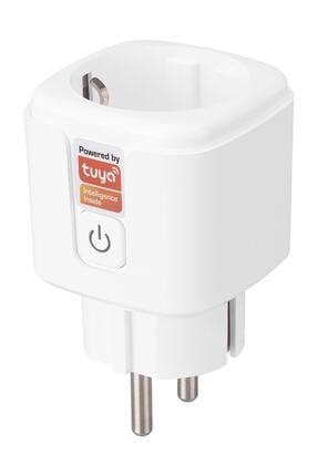 S-Link Swapp SL-01 16 Amper Akıllı Wifi TUYA Google Assistant Alexa Siri Destekli Priz Wifi TUYA 0