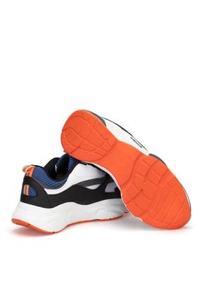 Dark Seer Beyaz Mavi Erkek Sneaker 3