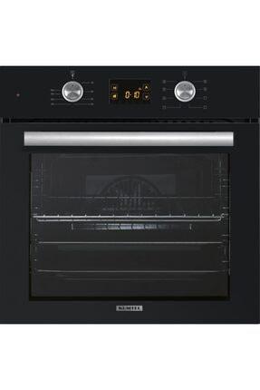 KUMTEL Siyah Cam Digital / Dokunmatik Ankastre Set - 8 Prog 3