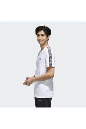 adidas M E TPE T Beyaz Erkek T-Shirt 100664213 3