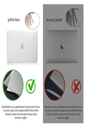 Mcstorey Macbook Pro Kılıf 13inc Hardcase Touch Bar A1706 A1708 A1989 A2159 A2251 A2289 A2338 Uyumlu Kılıf 2