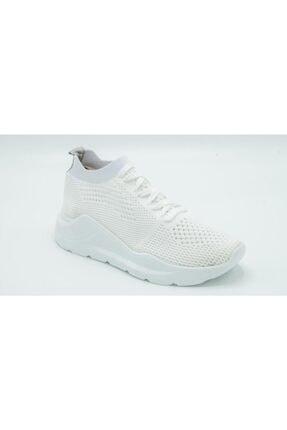 doro 506-223 Beyaz-gümüş Kadın Spor Ayakkabı 0