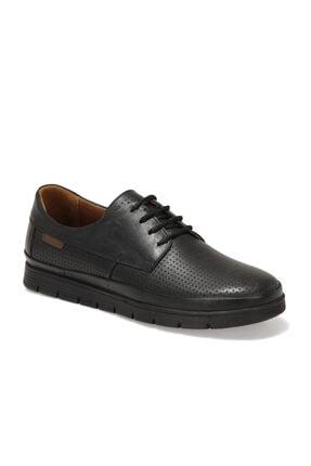 Polaris 102458.M1FX Siyah Erkek Klasik Ayakkabı 100932474 0