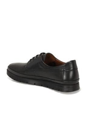 Polaris 102458.M1FX Siyah Erkek Klasik Ayakkabı 100932474 2