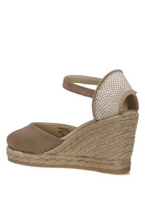 İnci AMATISO 1FX Taba Kadın Espadril Ayakkabı 101029058 2