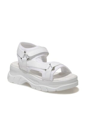 Butigo 20s-4921fx Beyaz Kadın Spor Sandalet 1